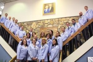 New Interns at Sherman Health Center Summer 2015