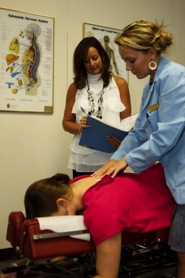new career in chiropractic