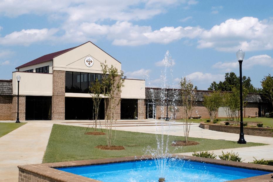 Sherman College campus