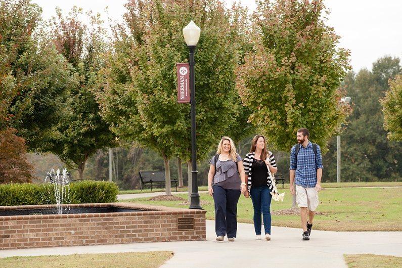 Visit your future campus