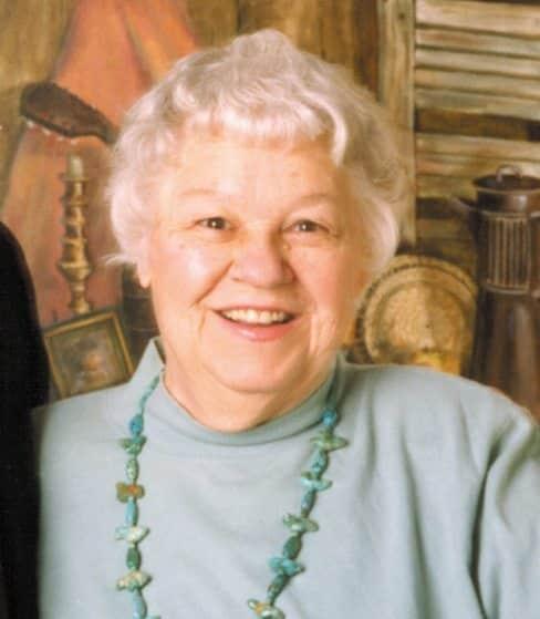In Memory of Helen McPike Brown, D.C.H.