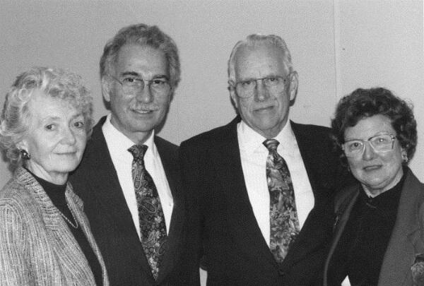 Martha O'Dell grouping