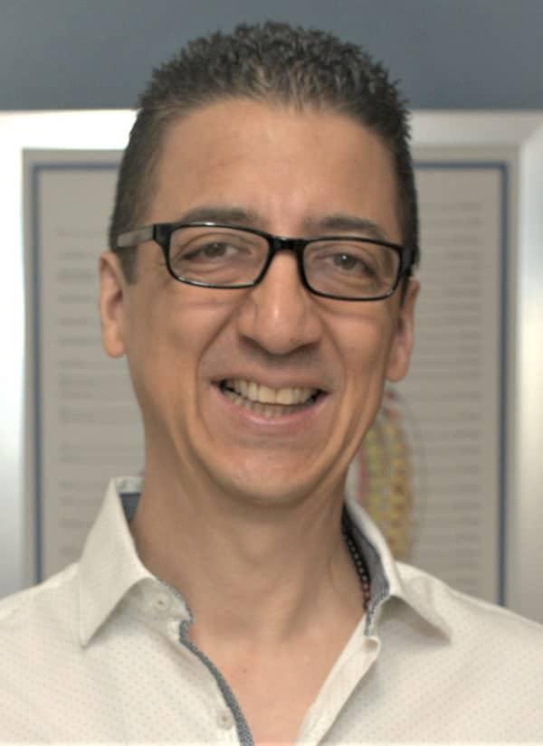 Board Member Dr. Salgado