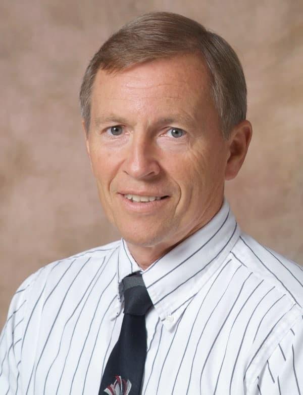 Dr. Perry Rush B.J Plamer Lifetime Achievement Award Winner
