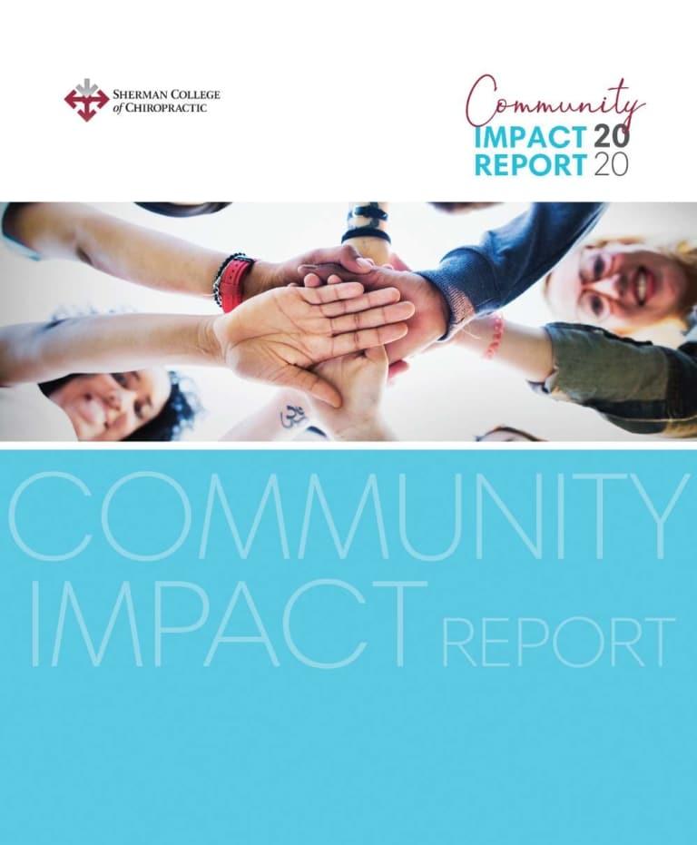 Community Impact Report Cover