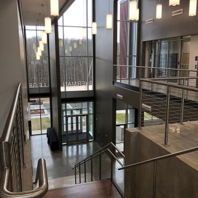 Gelardi lobby staircase